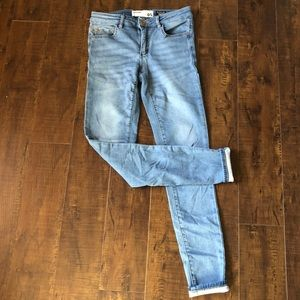 Garage soft jeans faded wash